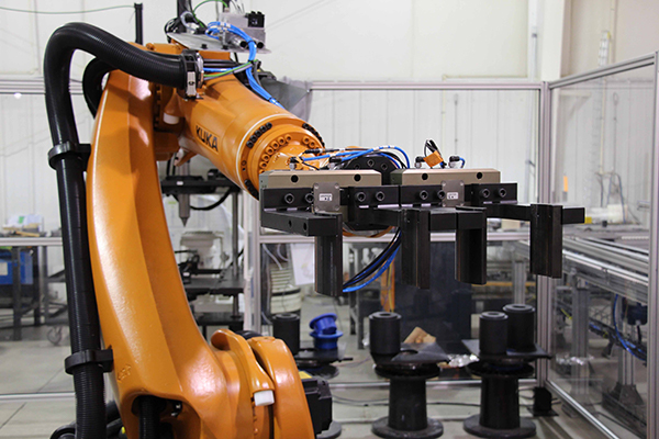Robotic Production Cell